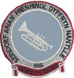 The Nantlle Vale Royal Silver Band Badge