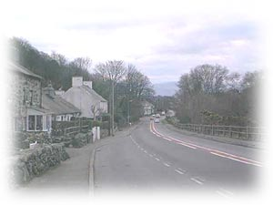 The Village of Gyrn Goch